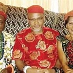 Nnamdi Kanu's Father Is Dead, Shortly After Death Of His Mum 9