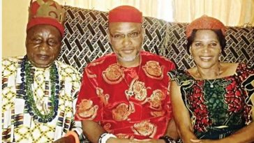 Nnamdi Kanu's Father Is Dead, Shortly After Death Of His Mum 8