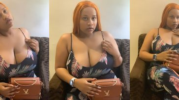 """I Am Tired Of Being Single, I Need A Husband"" - Nollywood Actress, Cynthia Okeke Cries Out [Video] 4"