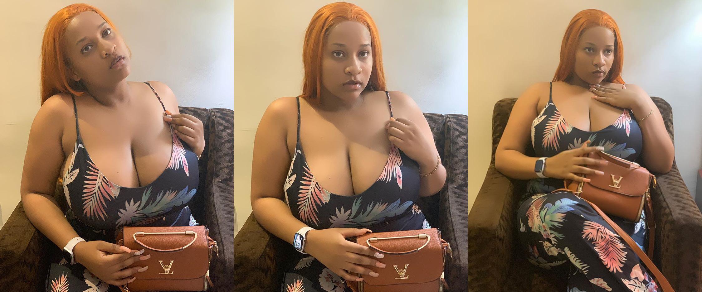 """""""I Am Tired Of Being Single, I Need A Husband"""" - Nollywood Actress, Cynthia Okeke Cries Out [Video] 1"""