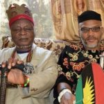 Nnamdi Kanu's Father, Eze Israel Okwu-Kanu Is Not Dead, Just Devastated - Royal Family 28