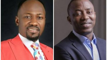 """""""Your Offer Cannot Be Accepted"""" - Detained Sowore Rejects Apostle Suleman's Bail Offer 10"""