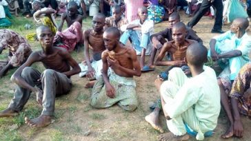 House Of Horror: Police Rescues Over 200 Inmates From Torture Centre In Oyo Mosque [Photos] 7