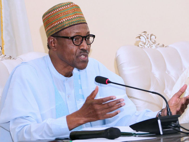 Nigerians Must Stop Traveling Aboard For Medical Treatment - President Buhari 1