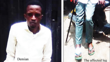 Policeman Shoots Laundryman For Snatching And Marrying His Colleague's Girlfriend In Lagos 4