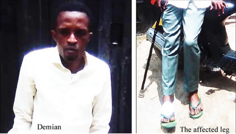 Policeman Shoots Laundryman For Snatching And Marrying His Colleague's Girlfriend In Lagos 1