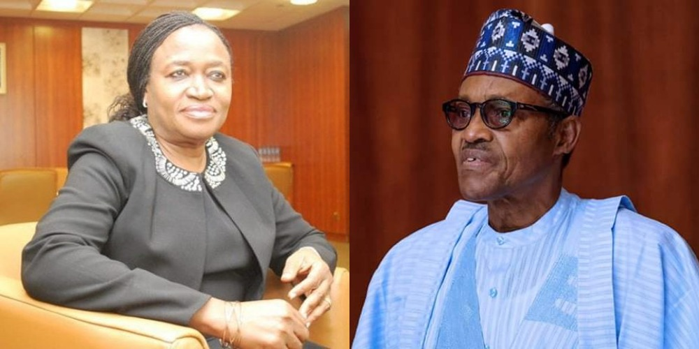 Buhari Appoints Former CBN Deputy Governor As Special Adviser On Finance And Economy 1