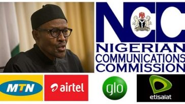 Federal Government Orders NCC To Reduce Cost Of Data Over Constant Complains By Nigerians 1