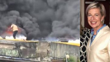 British Columnist, Katie Hopkins Mocks Nigeria Over Balogun Market Fire Incident [Video] 3