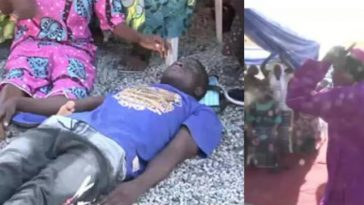 Bishop Sam Zuga Allegedly Resurrects Man Who Has Been In Coma For 7 Days In Adamawa [Video] 1