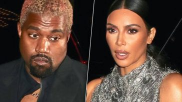 Kim Kardashian 'Fights' Kanye West Over Religious Views As He Removes TV From Kids' Rooms 5