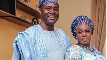 Oyo Governor, Seyi Makinde Appoints Wife As Chairman Of Agency For AIDS Control 7