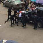 Man And His Girlfriend Arrested After Spending A Night Inside Sterling Bank's Toilet In Delta 27