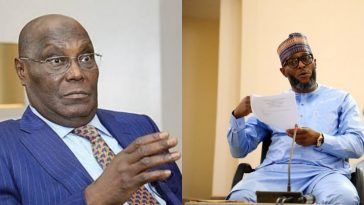 """My Father Will Contest For Presidency Again In 2023"" - Atiku's Eldest Son, Adamu Abubakar 9"