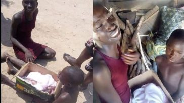 8-Year-Old Girl And 6-Year-Old Brother Kills Their One-Week-Old Baby Sister In Edo State 7