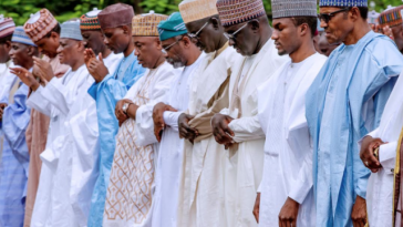 FG Declares Monday November 11th Public Holiday To Celebrate Eid-ul-Mawlud 9