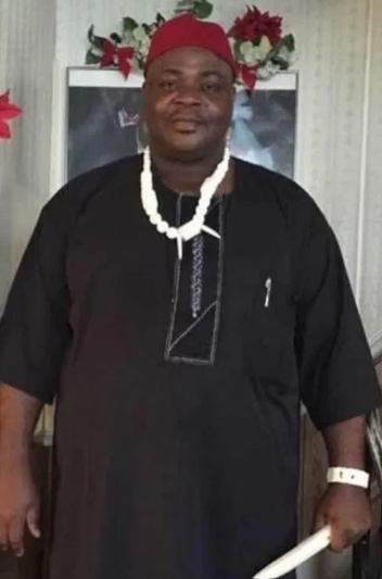 Nigerian Man, Joseph Chukwueke Elected As Mayor Of A City In United States 1