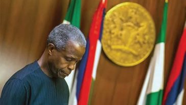 Osinbajo Apologises After His Security Aides Assaulted A Journalist At Presidential Villa 2
