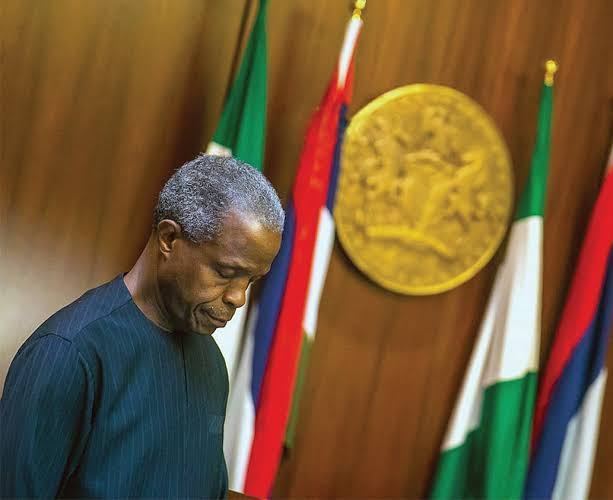 Osinbajo Apologises After His Security Aides Assaulted A Journalist At Presidential Villa 1