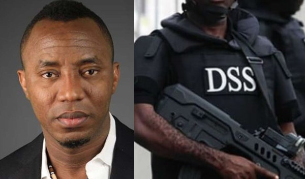 Sowore Released: After 124 Days In Detention, DSS Release Sowore 1