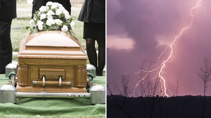 Mysterious Thunder And Lightning Kills 6 People During A Burial Ceremony In Uganda 1