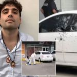 El Chapo: Policeman Who Arrested Son Of Mexican Drug Lord, Shot 155 Times In Broad Daylight 28