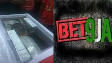 PHOTOS: Nigerian Man Buried Along With The Betting Slip That Caused His Untimely Death 4