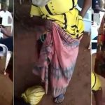 Nigerian Customs Catches 2 Women Trying To Smuggle Rice With Their Private Parts [Video] 27