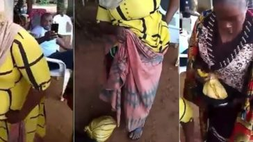 Nigerian Customs Catches 2 Women Trying To Smuggle Rice With Their Private Parts [Video] 7