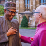 President Buhari Pays Visit To The Arch-Bishop Of Canterbury In London [Photos] 8