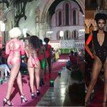 Outrage As 'Bikini Fashion Show' Held Inside Anglican Church In Trinidad [Photos/Video] 28