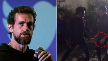 Twitter CEO, Jack Dorsey Spotted Dancing Naira Marley's 'Soapy' In Lagos [Video] 4