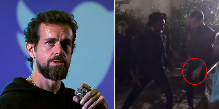 Twitter CEO, Jack Dorsey Spotted Dancing Naira Marley's 'Soapy' In Lagos [Video] 1