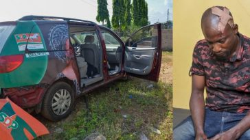 Kogi Guber: Driver Of SDP Candidate Stabbed By Gov Yahaya Bello's Thugs - Dino Melaye 3