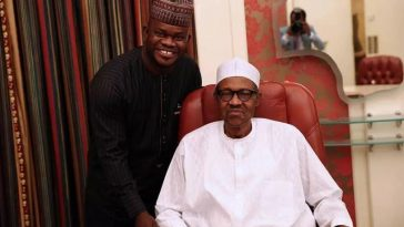 2 Days To Guber Election, Senate Approves Buhari's Payment Of N10 Billion To Kogi State 5