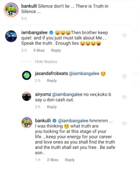 D'banj And His Former Manager, Bankuli Fights Dirty On Instagram Over Kanye West 3