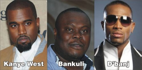 D'banj And His Former Manager, Bankuli Fights Dirty On Instagram Over Kanye West 1