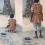Nigerians Reacts As Muslim Almajiri Boy Spotted Praying In Front Of Redeem Church [Video] 29