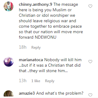 Nigerians Reacts As Muslim Almajiri Boy Spotted Praying In Front Of Redeem Church [Video] 5