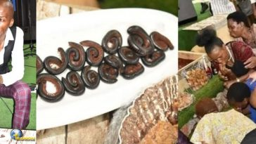 Pastor Daniel Feeds Church Members With Millipedes And Beer As Holy Communion [Photos] 1