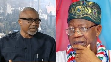"""""""Will Lai Mohammed Be Alive Today If Jonathan Had Passed The Hate Speech Bill?"""" - Senator Abaribe Asks 11"""