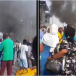 Breaking News: Pandemonium As Fire Breaks Out At Tejuosho Market In Lagos [Video] 27