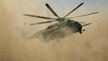 Nigerian Air Force Helicopter Crash While Landing In Enugu [Video] 4