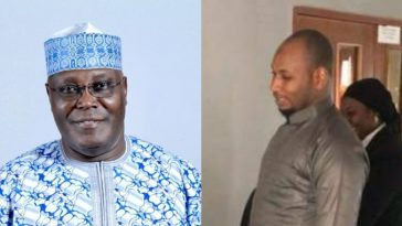 Man Sent To Jail For Defrauding People By Pretending To Be Ex VP Atiku Abubakar 1