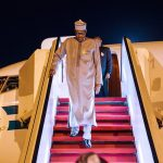 President Buhari Returns To Nigeria After 2 Weeks 'Private Visit' In London [Photos/Video] 28