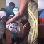 Nigerian Mum Storms Betting Centre, Beats Gambling Addiction Out Of Her Son [Video] 27