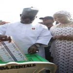 Kogi Election: Governor Yahaya Bello Casts His Vote, Commends INEC For A Good Job 27