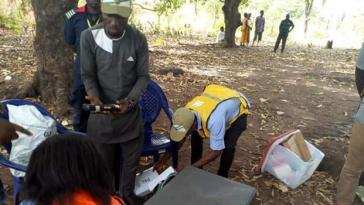 Bayelsa Election: Suspected APC Thugs Hijacks Electoral Materials - PDP Raises Alarm 2