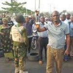 Bayelsa Election: Soldiers Allegedly Protecting APC, Intimidating PDP Members 27