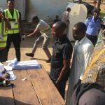 Kogi Election: Thugs Attacks Dino Melaye's Polling Unit, Hijacks Electoral Materials 26